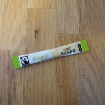 Rørsukker + Øko Fairtrade 1000 stk
