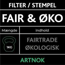 Artnok - Fairtrade og Økologisk