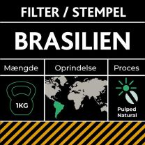 Kontra Coffee - Brasilien