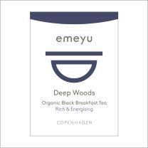 EMEYU ORGANIC Deep Wood 50 stk.