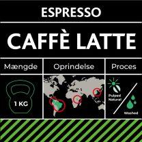 Caffe Latte Espresso