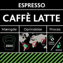 Caffe Latte Espresso 250g