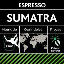 Orang Utan espresso 250g